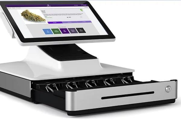 Cannabis POS - TechPOS-Cannabis-POS-Screen