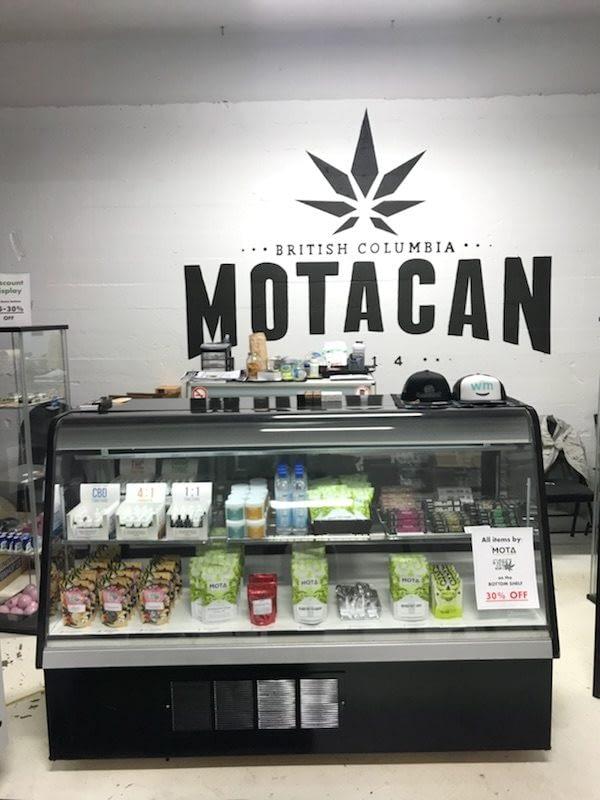 Motocan TechPOS Installation