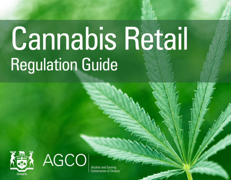 Cannabis POS - One-click Ontario AGCO compliance reporting